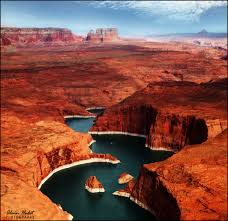 places to see in the united states lake powell utah and arizona united states beautiful places to