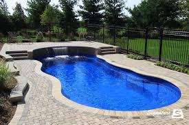 backyard inground pool designs extraordinary 24