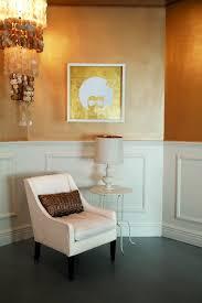 wandgestaltung gold wandgestaltung mit farb ideen gold samtig schimmernd mit putz