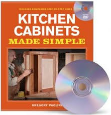 Kitchen Cabinets Made Simple Kitchen Cabinets Made Simple Builder S Book Inc Bookstore
