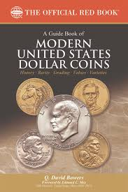 bowers u0027s new guide book of modern united states dollar coins