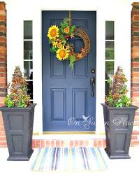 decorations for front door whitneytaylorbooks