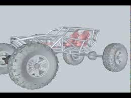 buggy design 4x4 buggy frame 3d drafts and design