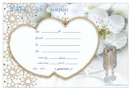 gift card wedding gift permalink to pearl heart wedding gift certificate template