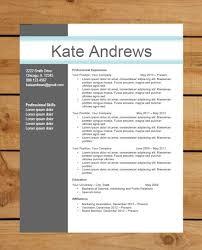 Free Resume Templates Design Modern Resume Examples Resume Templates