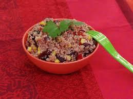 recette de cuisine mexicaine taboulé revisité façon mexicaine fleanette s kitchen