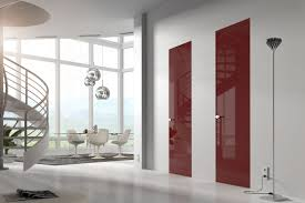 Flush Interior Door by Interior Door Swing Wooden Flush Essential Scrigno Videos