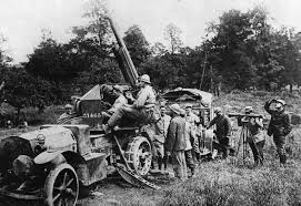french 75 gun battle of the somme centenary bloodiest first world war offensive