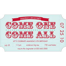 birthday invitations custom designs from pear tree
