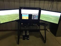 Flight Sim Desk Redbird Td2 Flight Simulator U2013 Flyme2 Llc