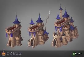 siege wurth siege castle by gimaldinov on deviantart