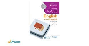 cambridge igcse english first language 3ed cd john reynolds
