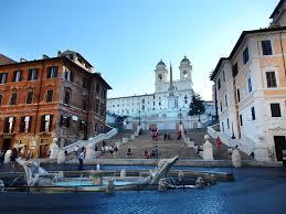 spanische treppe in rom kostenloses foto spanische treppe rom italien kostenloses