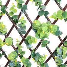 trellis ilex natural willow u0026 yellow berries 78