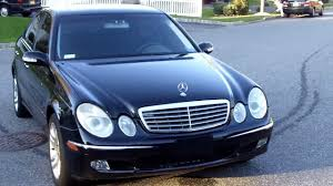 2003 mercedes amg for sale 2003 mercedes e500 sport for sale