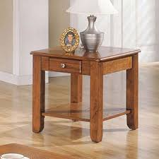 oak sofa tables logan oak end table sam u0027s club