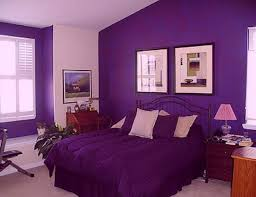 Purple Home Decor Fabric Choosing The Best Color For Bedroom Walls Loversiq