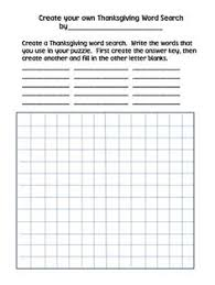 enjoy this thanksgiving word search your students will