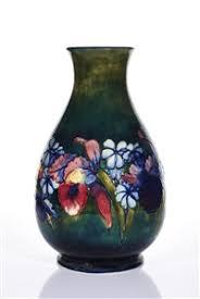 Moorcroft Clematis Vase Walter Moorcroft Artnet