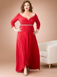 Red Cocktail Dress Plus Size Wear This Toss That Choosing Fashions That Flatter Your Body