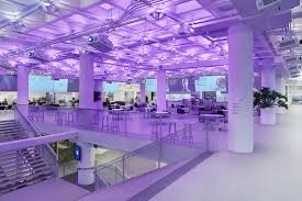 the lighting in r ga s offices provides uniformity architect