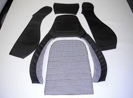 Car Seat Re Upholstery 68 Camaro Retro Upholstery With A Modern Twist