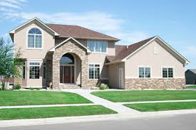 Stucco Homes Pictures Mixed Exterior Styles American Ebuilder