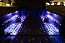 truck bed led lighting kit multi remote activated rgb color