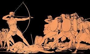 Blind Prophet In The Odyssey Odysseus Greek Mythology Wiki Fandom Powered By Wikia
