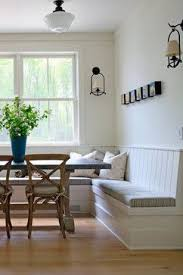 Dining Room Bench Seating Ideas Something So Cozy About Bench Seating In Kitchen Kitchen Bench