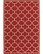 5x8 Outdoor Rug Check Out These Summer Savings Crown Border Jenn Outdoor Rug 5x8