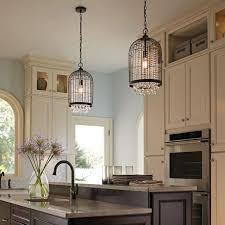 Kitchen Lighting Home Depot Kitchen Lighting Stainless Steel Pendant Lights For Kitchen