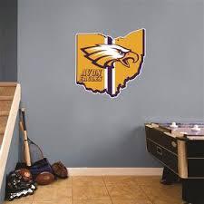 avon ohio map avon eagles ohio wall mascot version 3 graffiti wearhouse