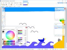 windows touch optimized paint program software recommendations