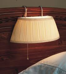 ikea clip on book light plug in wall sconce with cord cover headboard l amazon mounted