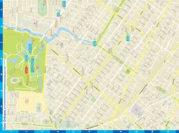 City Park New Orleans Map by Plattegrond City Map New Orleans Lonely Planet 9781786575067