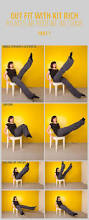 Pilates Chair Exercises Office Chair Exercises For The Abdominals Home Chair Decoration