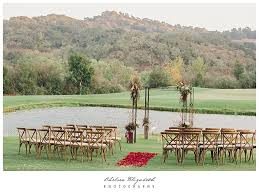 party rentals santa barbara alisal river terrace solvang rustic ranch golf course wedding