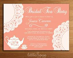 bridal tea party invitation the 25 best bridal tea invitations ideas on tea party