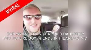 Dad Yelling At Daughter Meme - hilarious dad films heated boyfriend discussion with outraged 4