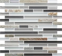 Kitchen Backsplashglass Tile And Slate by 165 Best Glass And Stone Tiles Images On Pinterest Bathroom