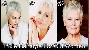 pictures of pixie haircuts for women over 60 short pixie haircuts for women over 60 youtube