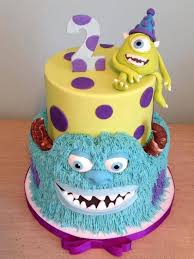 monsters inc baby shower cake 13 best monsters inc birthday cake images on