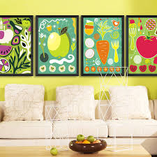 Posters For Living Room by Online Get Cheap Fruit Canvas Paintings Aliexpress Com Alibaba