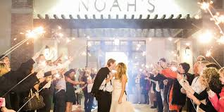 wedding arches okc noah s event venue oklahoma city weddings