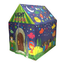 buy muren fluorescent led light tent house for kids online at low