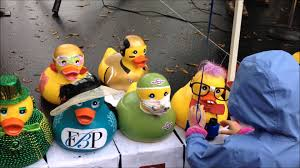 the great duck derby at mead garden in winter park youtube