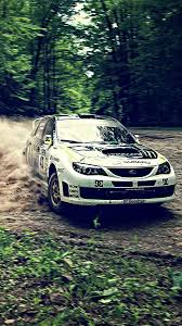 subaru rally car drifting wallpaper iphone wallpaper iphone
