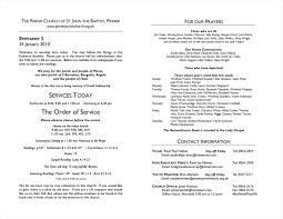 christian wedding programs christian wedding order of service template write happy ending