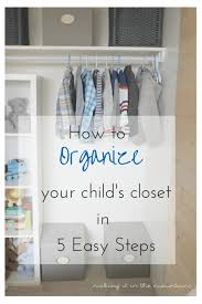 Ideas To Organize Kids Room by 197 Best Kid U0027s Room Organizing Images On Pinterest Storage Ideas